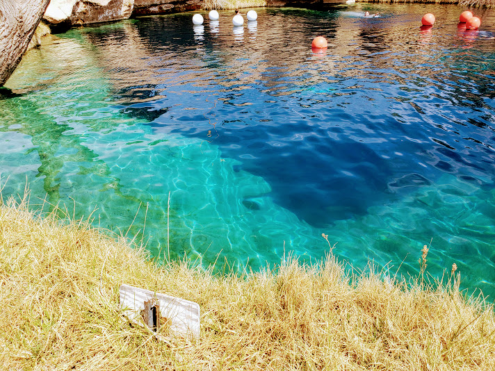 Blue Hole Santa Rosa