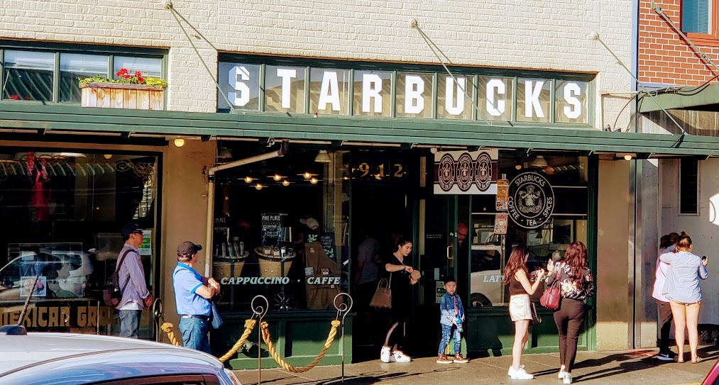 Starbucks the Original Store